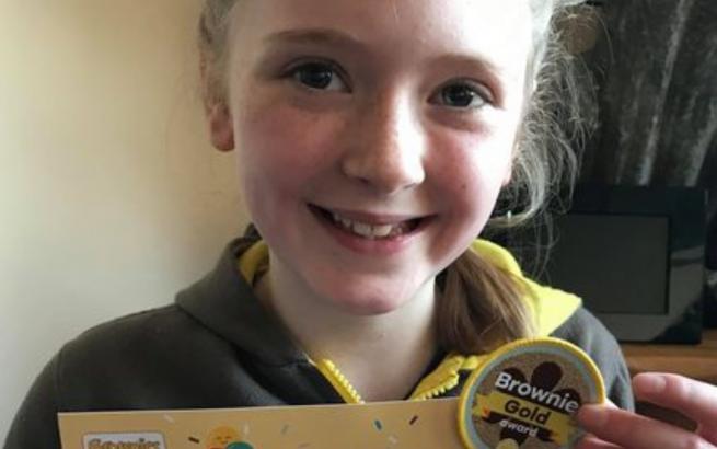 Register your daughter, Girlguiding, Girlguiding Scotland